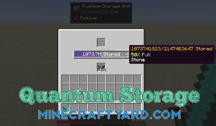 Quantum Storage 1.14/1.13.2/1.12.2/1.11.2