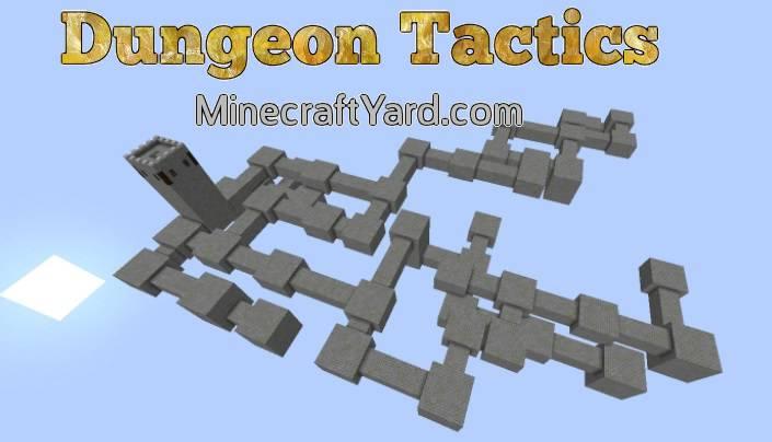 Dungeon Tactics 1.16.2/1.16.1/1.15.2