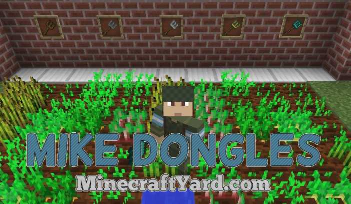 Mike Dongles Mod 1.16.5/1.15.2