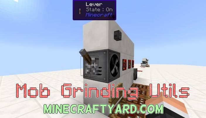 Mob Grinding Utils 1.14/1.13.2/1.12.2/1.11.2