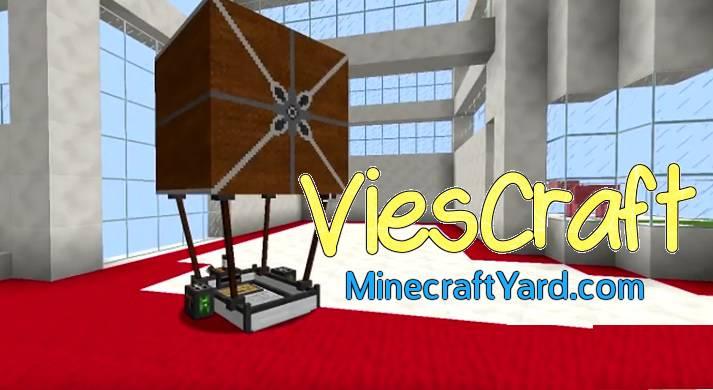 ViesCraft Mod 1.16.3/1.15.2