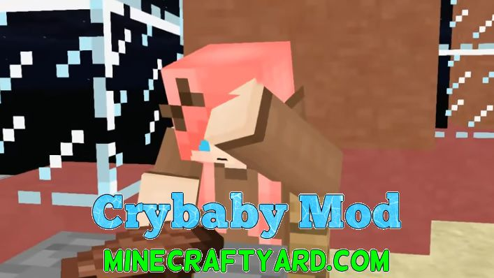 Crybaby Mod 1.14/1.13.2/1.12.2/1.11.2