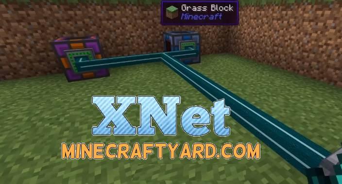 XNet Mod 1.16.3/1.15.2