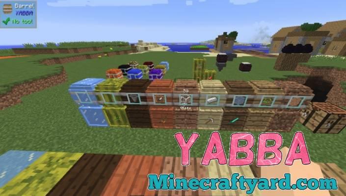 YABBA Mod 1.16.5/1.15.2