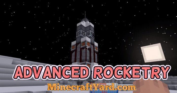 Advanced Rocketry 1.14.3/1.13.2/1.12.2/1.11.2