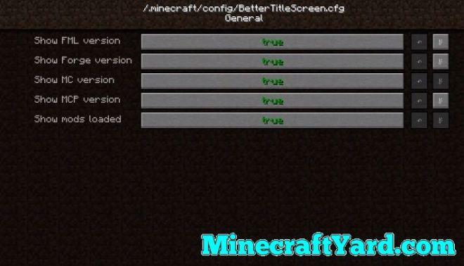 Better Title Screen 3