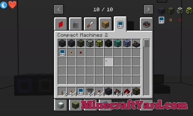 Compact Machines 1.11.2