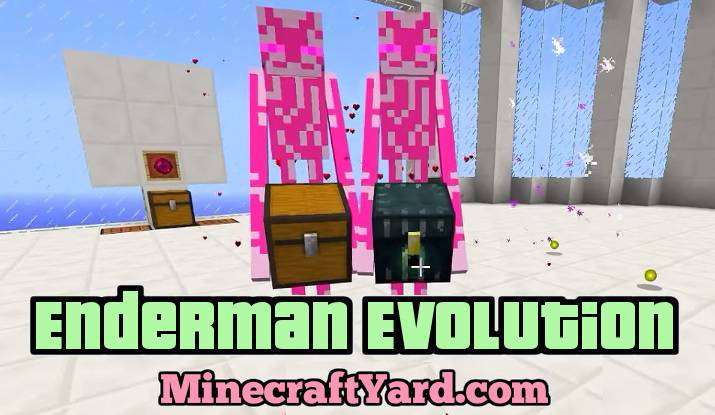 Enderman Evolution 1.16.2/1.16.1/1.15.2