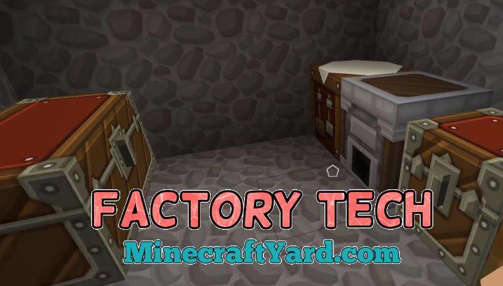 Factory Tech 1.16.4/1.15.2
