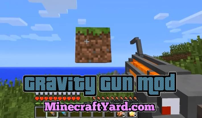 Gravity Gun 1.15.2/1.14.4/1.13.2