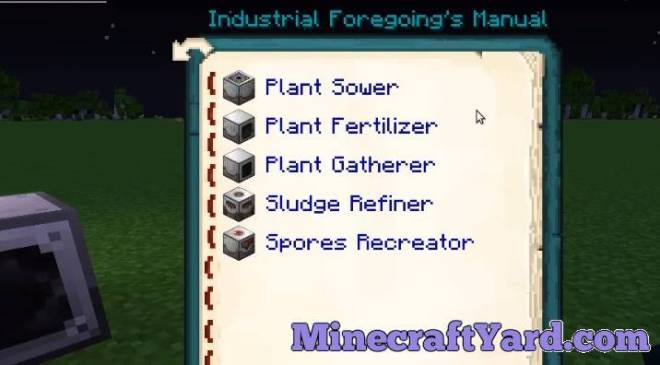 Industrial Foregoing Mod 4