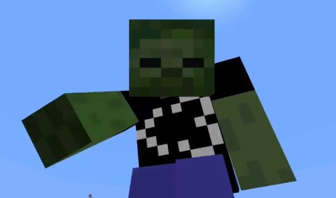 Player Skin Mob 2