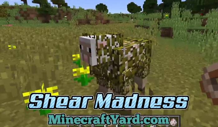 Shear Madness 1.14.3/1.13.2/1.12.2/1.11.2