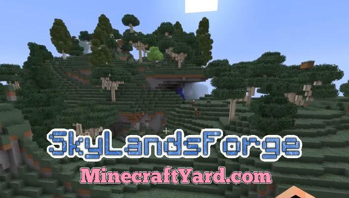 SkyLandsForge 1.14.3/1.13.2/1.12.2/1.11.2