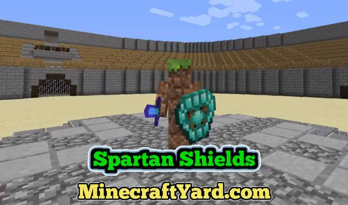 Spartan Shields 1.16.5/1.15.2