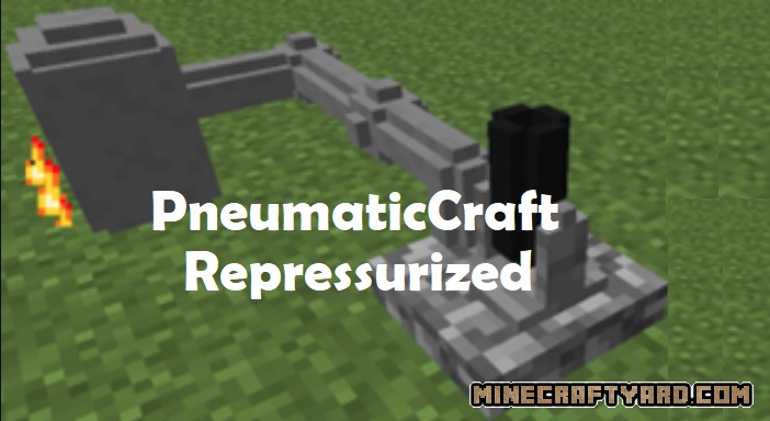 PneumaticCraft Repressurized 1.16.2/1.16.1/1.15.2
