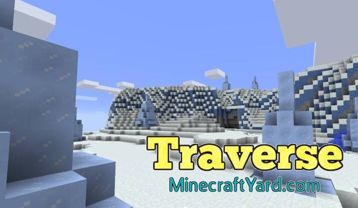 Traverse Mod 1.16.3/1.15.2
