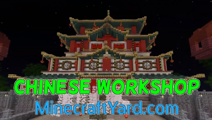 Chinese Workshop Mod 1.14.4/1.13.2