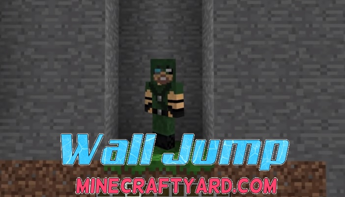 Wall Jump Mod 1.15.2/1.14.4