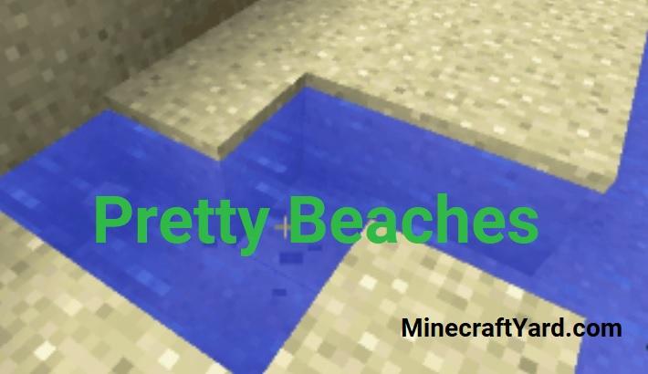 Pretty Beaches 1.14.4/1.13.2