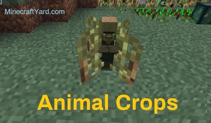 Animal Crops Mod 1.14.4/1.13.2