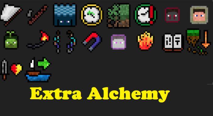 Extra Alchemy 1.16.2/1.16.1/1.15.2