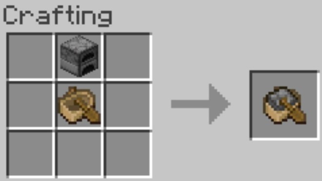 Extra Boats Mod furnace boat crafting