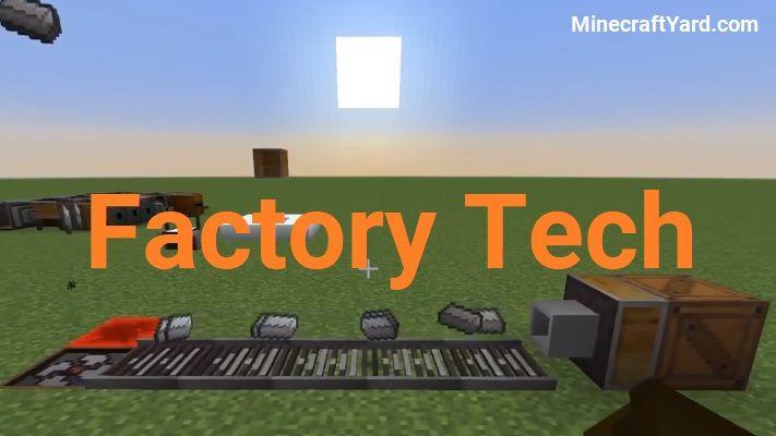 Factory Tech 1.16.5/1.15.2