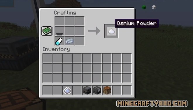 Potions Master Mod osmium powder