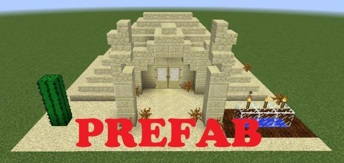 Prefab Mod 1.16.5/1.15.2