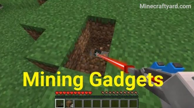 Mining Gadgets 1.15.2/1.14.4