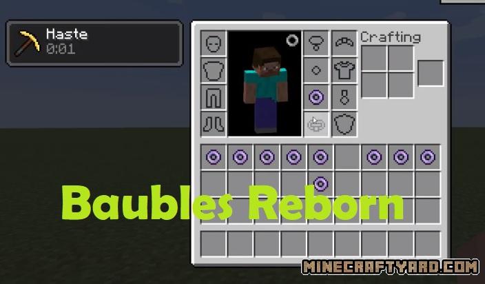 Baubles Reborn 1.16.4/1.15.2