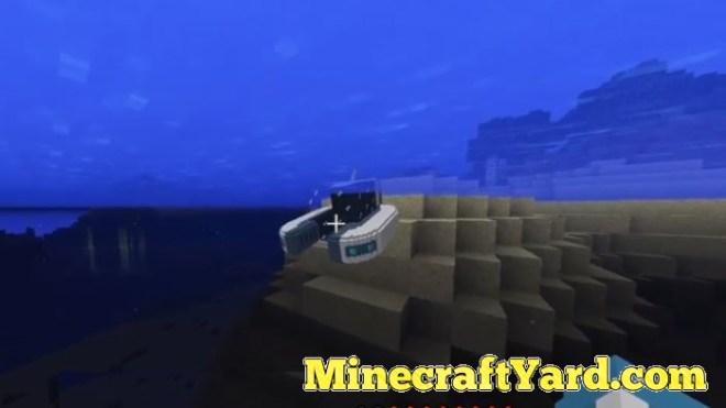 Better Diving Mod 4