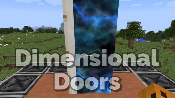 Dimensional Doors 1.17.1/1.16.5