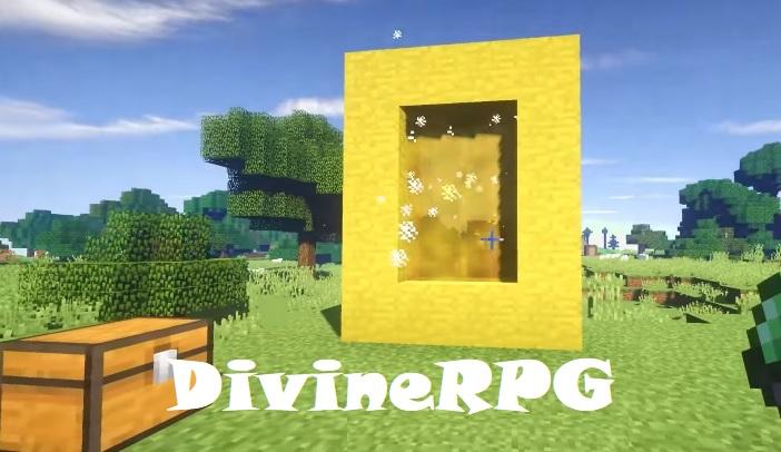 DivineRpg 1.16.2/1.16.1/1.15.2