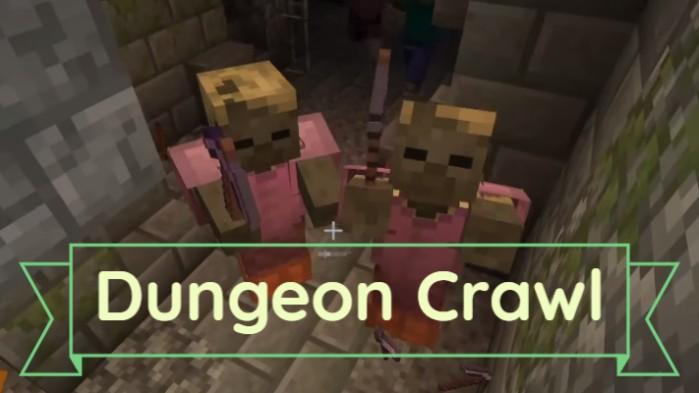 Dungeon Crawl Mod 1.16.4/1.15.2