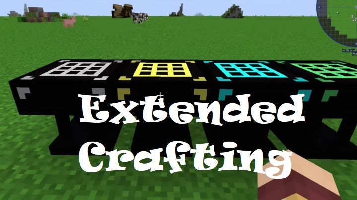Extended Crafting 1.16.5/1.15.2
