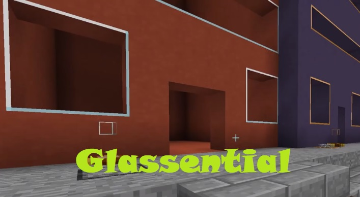Glassential Mod 1.16.5/1.15.2