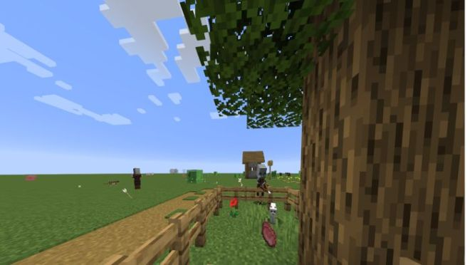 Guard Villagers Mod 6