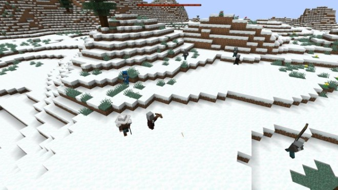 Guard Villagers Mod 7