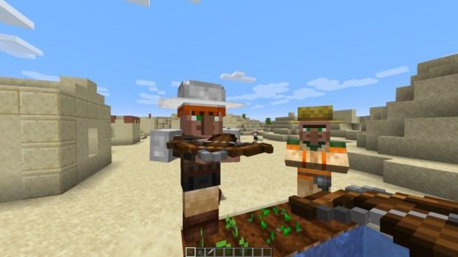 Guard Villagers Mod 9