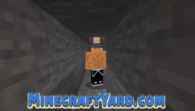 Miner's Helmet Mod 1