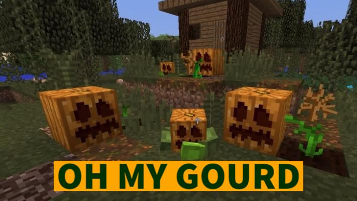 Oh My Gourd 1.16.5/1.15.2