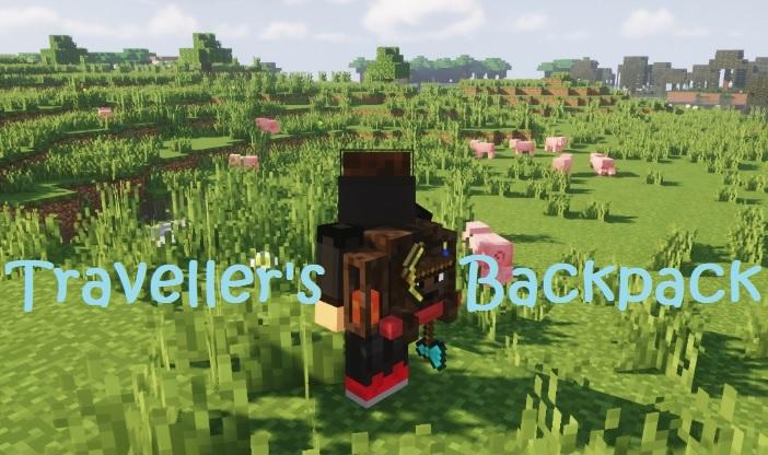 Traveler's Backpack 1.16.5/1.15.2