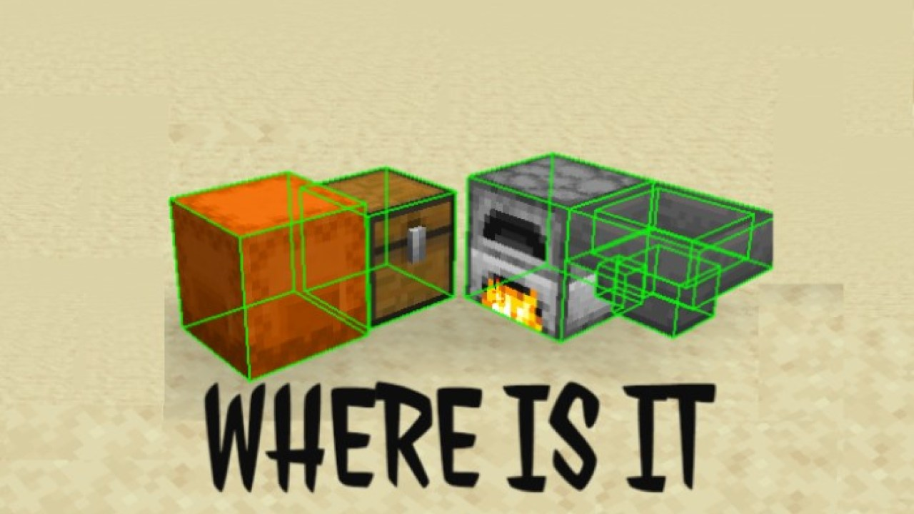 Where Is It 11212.112126.11212/11212.1121211212.12 Mod (Find Inventories) Minecraft