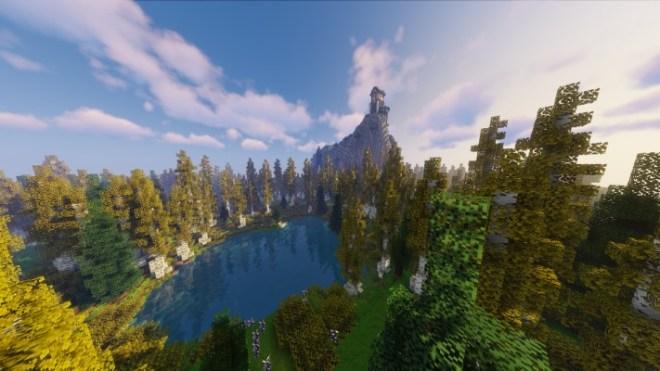 Wild Nature Mod 2