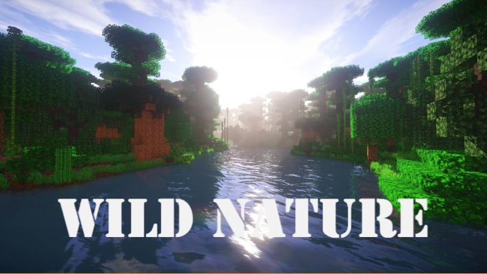 Wild Nature Mod 1.16.4/1.15.2