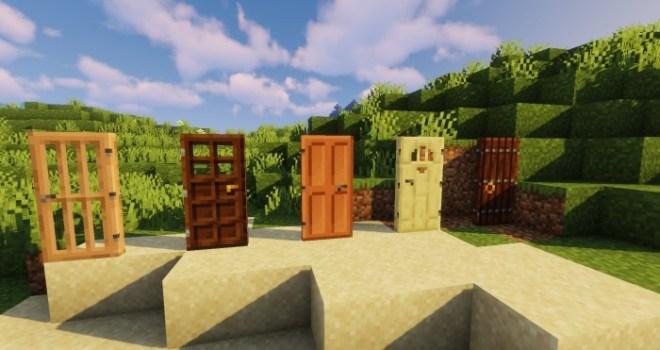 Macaw's Doors Mod 3