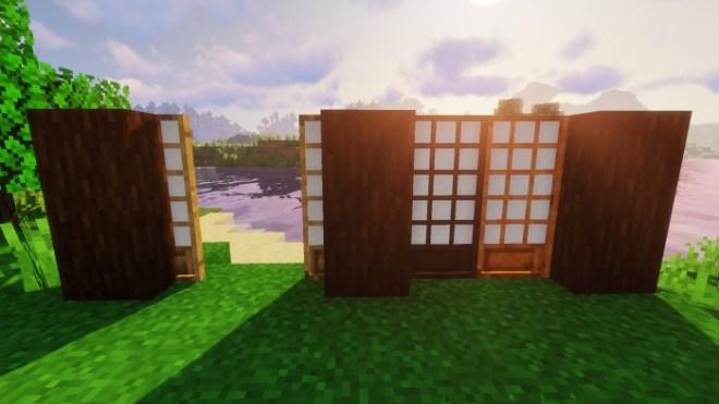 Macaw's Doors Mod 1