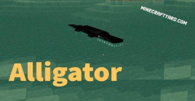 Croc Mod Alligator (1)